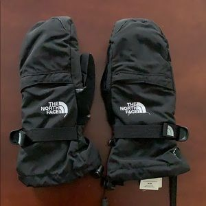 Women's size M north face ski mittens